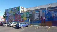 Germantown mural