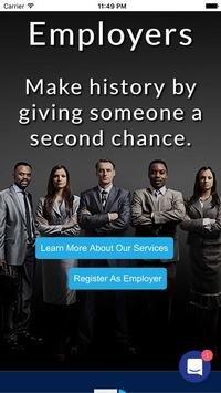 70MillionsJobs.com, a free downloadable app specifically for returning citizens who are looking for work.