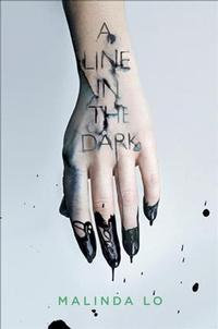 Link is currently reading <i>A Line in the Dark</i> by Malinda Lo