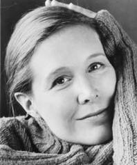 Don't be fooled by this sacharine black and white, sweater-cuddling portrait; Anne Patchett is tough.
