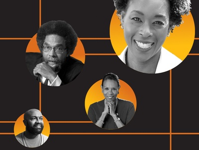 Listen to Black voices, perspectives, and topics from the Author Events podcast archive.