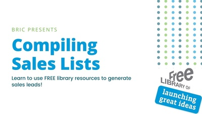 Generate sales leads with some help from our webinar, introducing you to compiling free sales lists.