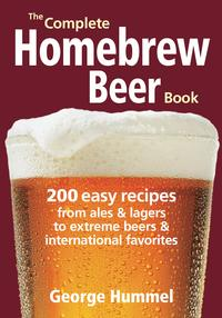 The Complete Homebrew Beer Book