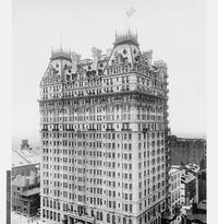 The Bellevue-Stratford, 1910