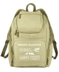 Birding backpacks will soon be available to borrow at three neighborhood libraries: Andorra, Cecil B. Moore, and Widener!