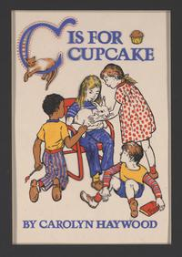 A typical Haywood cover for <i>C is for Cupcake</i>