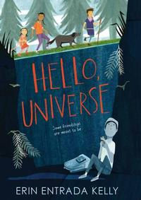 <i>Hello, Universe</i> is Kelly's third book. It was released in 2016.