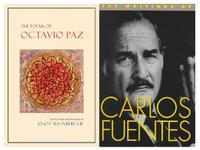 Octovio Paz and Carlos Fuentes