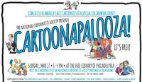 Experience Cartoonapalooza Sunday, May 27 at 1:00 p.m. at Parkway Central Library