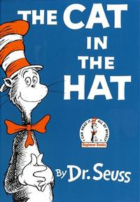 The perennial classic, <i>The Cat in the Hat</i>