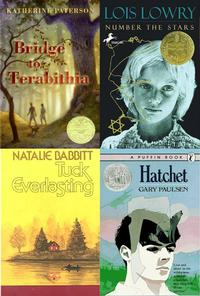 Remembering books I read in 3rd through 6th grade