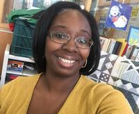 Christina Holmes - Blanche A. Nixon/Cobbs Creek Library Branch Manager and Children's Librarian