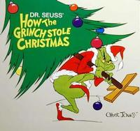 How The Grinch Stole Christmas poster drawn by Chuck Jones