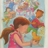 Cover illustration by John Bendall-Brunello for the 2004 edition of <i>Back to School with Betsy</i>