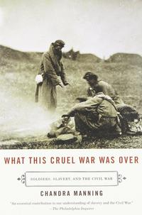 Chandra Manning's book sheds lights on what soldiers on both sides of the Civil War were fighting for.