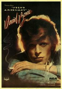 David Bowie's Young Americans album, recorded at Sigma Sound Studios in Philadelphia, 1974