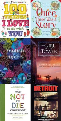 Check out one of these new titles that will appear in neighborhood libraries and our online catalog in December.