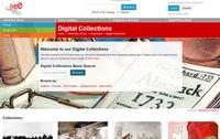 Our redesigned and updated Digital Collections portal