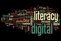 Digital Literacy Wordle