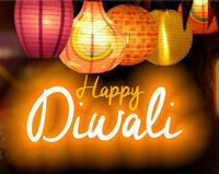 The Hindu festival, Diwali, is a 5-day long celebration full of lots of colors, fireworks, and candles.