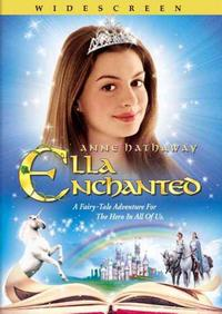 The completely disloyal and disappointing movie adaptation with Anne Hathaway came out in 2004.