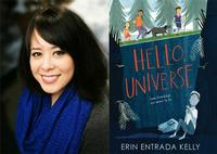 Philadelphia author Erin Entrada Kelly won the coveted Newbery Medal this year for her book <i>Hello, Universe</i>.