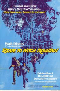 <i>Escape to Witch Mountain</i> film adaptation, 1975