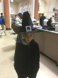McPherson Square Library is excited about its Halloween Parade!