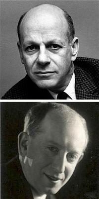 William Schuman and Jaromir Weinberger