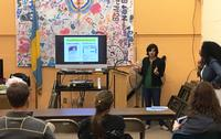 Great Philly Schools Workshop at Whitman Library