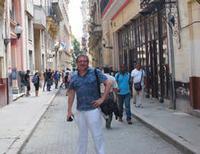 Curator Gary Galván In Havana