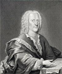 Georg Philipp Telemann, c. 1745 (engraving by Georg Lichtensteger)