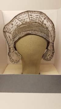 Gilda Gray's headdress from the 1922 Ziegfeld Follies