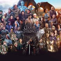 Game of Thrones character collage by VencaSeitl, deviantart.com