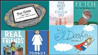 Check out these Graphic Memoir recommendations from Free Library staff!
