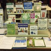 Check out all the resources at the Health Corner!