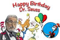 Happy 111th Birthday Dr. Seuss!