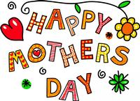 Wish Mom a Happy Mother's Day on May 14!