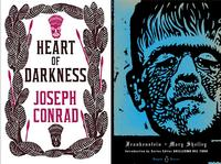 Re-reading <i>Heart of Darkness</i> and <i>Frankenstein</i>