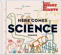 (CD) <i>Here Comes Science</i> by They Might Be Giants