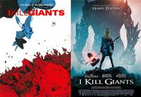 <i>I Kill Giants</i>, the original graphic novel  by Joe Kelly and J. M. Ken Niimura, finally makes its big screen adaptation debut.