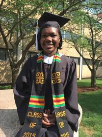 Earned her Bachelors of Arts Degree in African American Studies.
