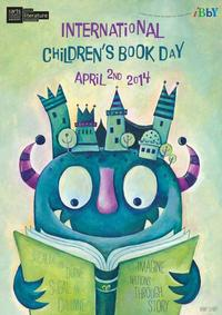 International Children's Book Day April 2, 2014