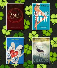 Celebrate St. Patrick's Day with some Irish YA Lit!