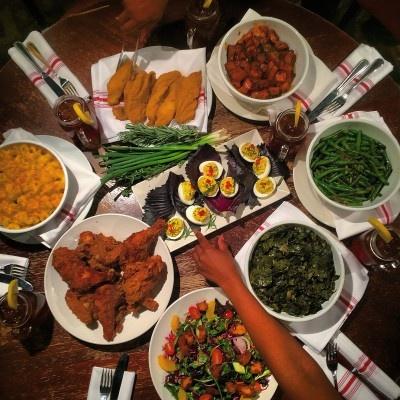 Juneteenth Cuisine