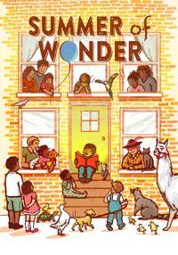 Summer Reading 2016 – The Summer of Wonder!
