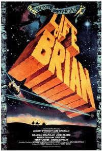 Monty Python's Life of Brian film poster © Warner Bros. Pictures