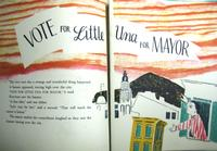 Vote for Little Una for Mayor!