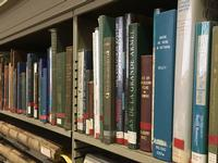 The Map Collection offers hundreds of reference books in the fields of: cartography, cartobibliography, geography, and place names.