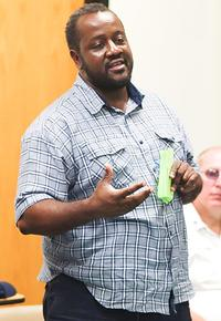 Marvin DeBose - Haverford Library Branch Manager & Adult Teen Librarian